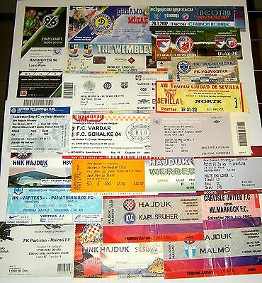 EUROPEAN CLUBS FRIENDLY MATCHES ! SALE ! From 1,00 GBP....