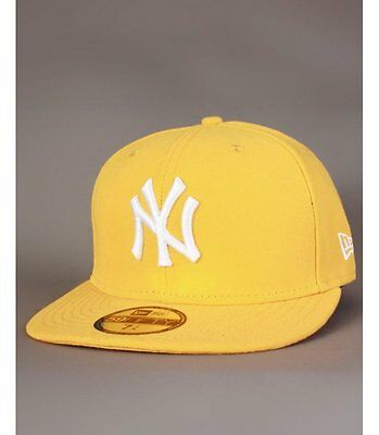Casquette New Era NY Leag Basic or