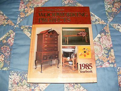 """Shopsmith Owners - Popular Science """"woodworking Projects, 1985 Yearbook"""""""