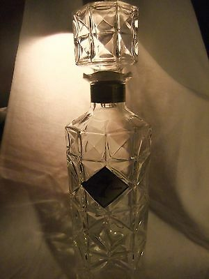 Seagram Seven Crown Decanter Bottle