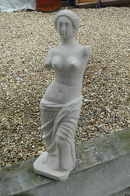 """New Latex Rubber Mould, Statue  Of Venus  12""""height"""