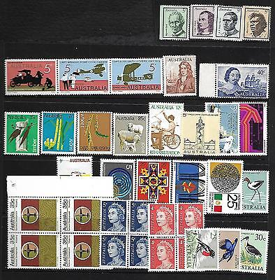 35 Stamps + 1 M/sheet Sth Sea Islands + Png & New Z [Muh In Majority] Low Start
