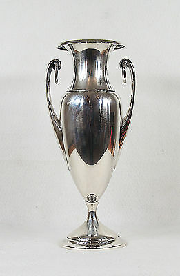 Sterling Silver Empire Style Amphora Vase