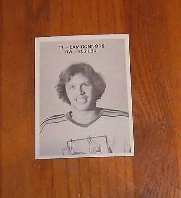 cam connors pheonix road runners player  1970's WHA