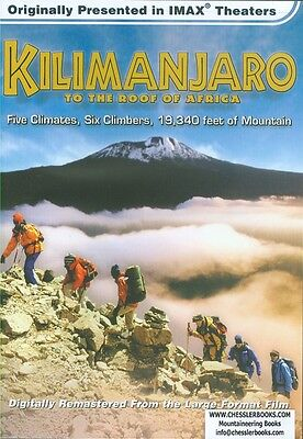 Climbing Mount Kilimanjaro DVD: Imax, New, Sealed