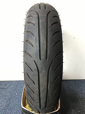 Michelin Power Pure SC 120 70 14 FRONT Motorcycle Tyre Road Scooter Street