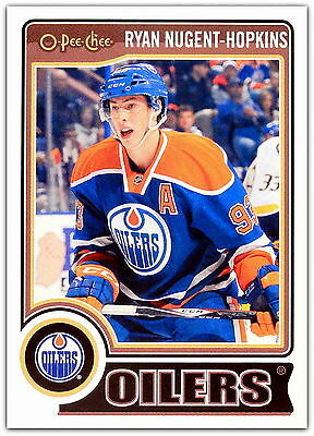 2014-15 O-Pee-Chee *** PICK 10 Cards *** Complete Your Base SET