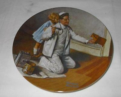"""The Painter"" Rockwell Heritage Collection"