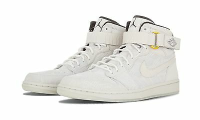 buy popular fb231 74974 NIKE AIR JORDAN 1 High Strap Just Don BHM Don C 1/39 Size 7.5 - RARE ...