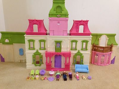 Fisher Price - Loving Family, Dream Dollhouse with Accessories