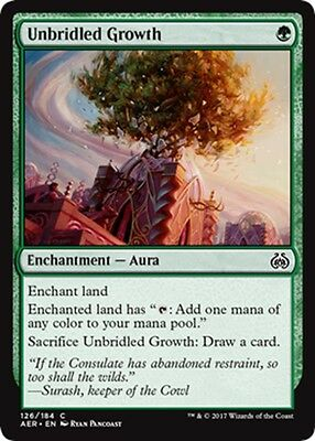 English x4 Caught in the Brights MTG Aether Revolt C M//NM