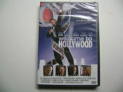 Welcome to Hollywood (DVD) Brand New Factory Sealed / Full Screen