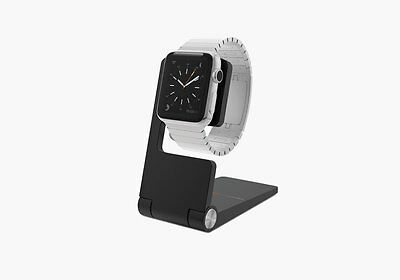 Genuine Cygnett OnChage Apple Watch Charging Stand - Black