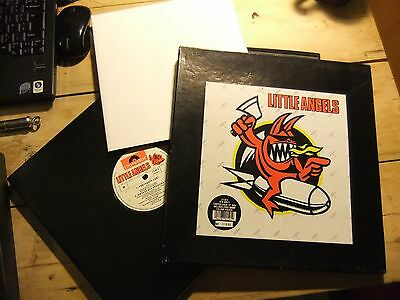 "Toby Jepson - Little Angels - Boneyard Uk 12"" Limited Edition Numbered Box"