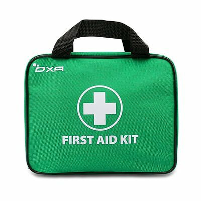 OXA 100 Pieces First Aid Kit, FDA Certified Emergency Kit for Home, Office, Car,