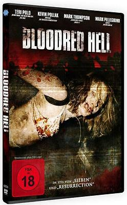 Bloodred Hell - DVD