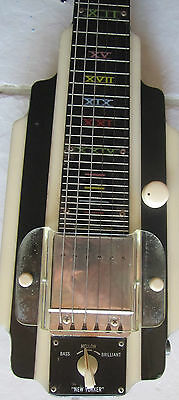1951 NATIONAL NEW YORKER  Lap Steel Guitar ~ Very Good Condition !! REDUCED !!