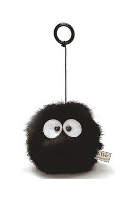 Official Studio Ghibli Electronic Plush Soot Sprite - 7cm