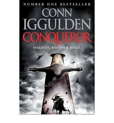 (CONQUEROR) BY IGGULDEN, CONN[ AUTHOR ]Paperback 07-2012, , New Book