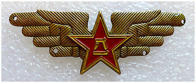 China People's Liberation Army Air Force (PLAAF) Pilot Wings of 1950 Type