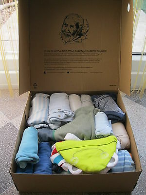 Bundle of Baby Boy Clothes 0-3 months 28 Items