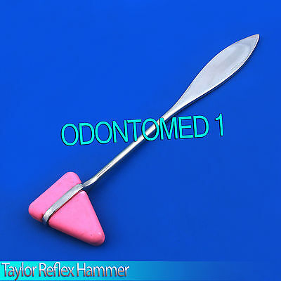 1 Pcs ODM Brand New Taylor Percussion Hammer- Pink Medical Instruments