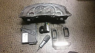 Vauxhall Meriva A 1.6 16V Manual Ecu Engine Control Unit Z16Xe 12214830 2002-10