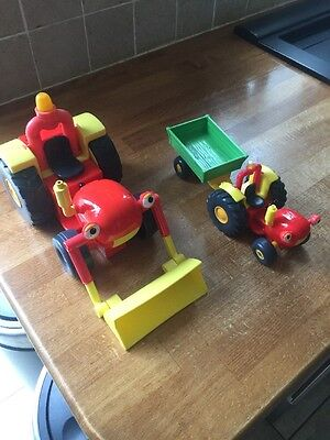 tractor tom toys