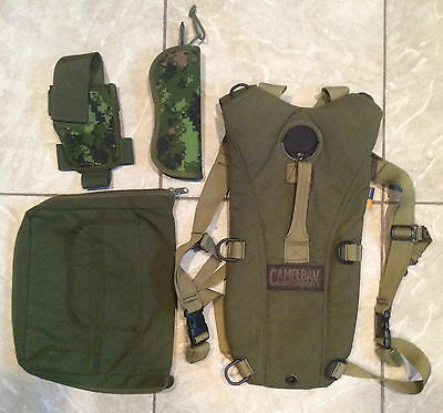 CADPAT and Olive Drab Military Field Accessories
