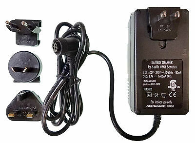 Spectra Precision CTO 1445-2092 Worldwide AC GL700 Series Charger