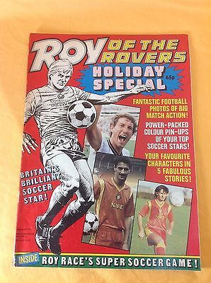 ROY OF THE ROVERS : Holiday Special