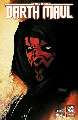 Darth Maul #1 Aspen Michael Turner Color Variant