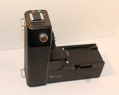 GENUINE BRONICA  ETR ETRS ETRSi MOTOR DRIVE , WORKING WELL