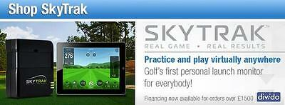 Radar De Golf Skytrack