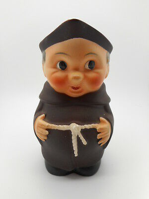 Antique Old Collectable Friar Tuck Pottery  Goebels Monk Jug