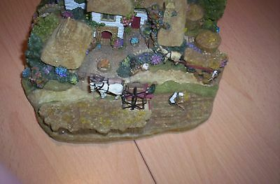 lilliput lane golden harvest 2002