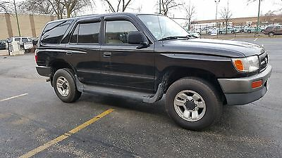 1998 Toyota 4Runner  1998 Toyota 4 Runner. Rust Free. Texas Truck. No Reserve! 1Owner clean carfax.