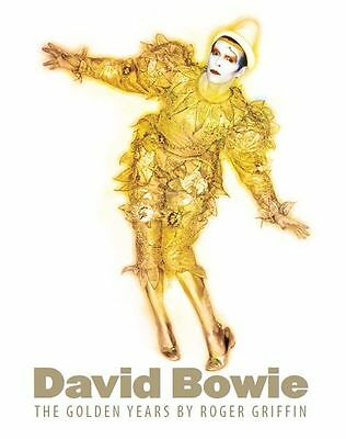 David Bowie The Golden Years 1970 - 1980 Learn REFERENCE BIOGRAPHY Music Book