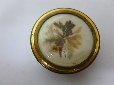 Vintage Pill Box/Rouge/Powder Compact?