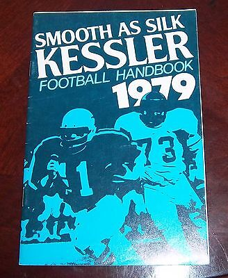 Kessler Football Fans Guide 1979