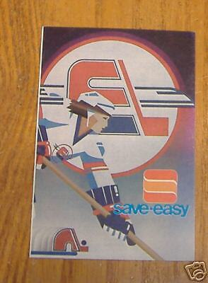 AHL pocket schedules   fredericton express