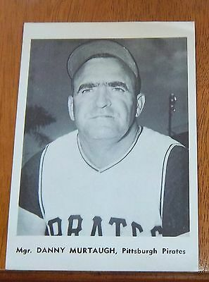Danny Murtaugh Pittsburgh Pirates player photo MLB