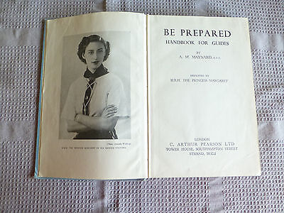 Be Prepared Handbook for Guides