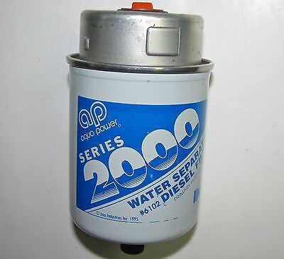 Aqua Power 6102 43 GPH Primary Filter Element - Diesel Water Separating Filter