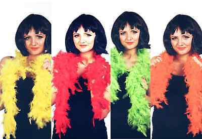 Feather Boa Dress Up Job Lot Wholesale Price Hen Party Burlesque Costume Bulk