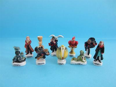 Amazing Miniature Porcelain,harry Potter And The Goblet Of Fire Figurines Set