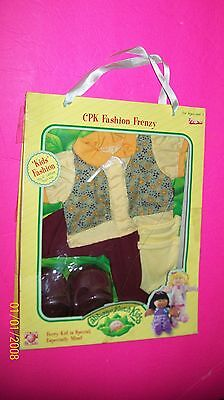 Cabbage Patch Kids Doll Clothes/shoes, For Play Along Girl