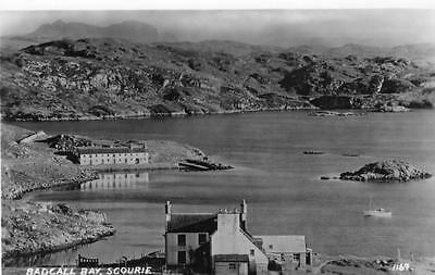 Badcall Bay Scourie unused RP old pc J B White