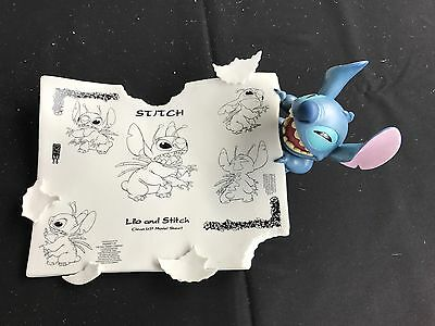 Disney Animation Model Sheet Lilo Stitch Figure Statue RARE MIB 1 of 350 made