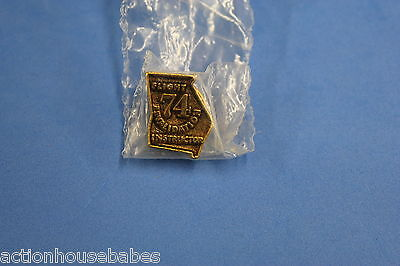 Flight 74 Revalidation Instructor Label Pin - Collectable Airlines Pinback